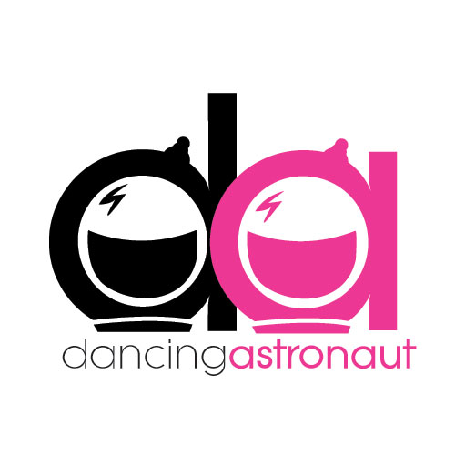 Dancing Astronaut Logo Design « the online portfolio of ANDREW SPADA