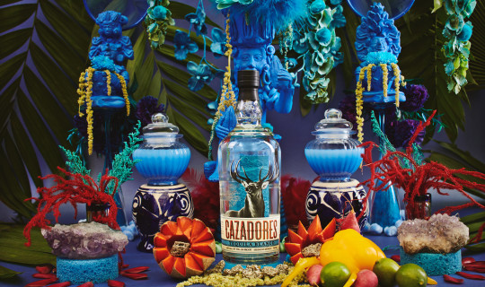 FY19_US_Cazadores_Still-Life_Blanco_Hero-Bottle